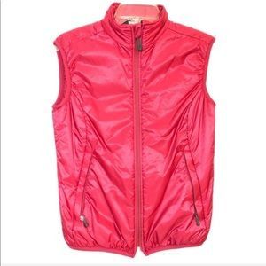 Mountain Equipment pink vest size S